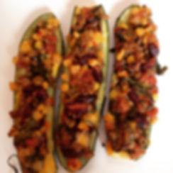 Zucchini Boat Recipe