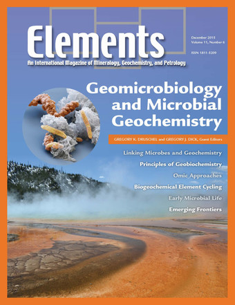 Newest issue of Elements coming to a mailbox near you.