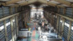 広島,機械加工,大型,五面加工,鋳物,製缶,定盤,鋳物素材,友鉄,友鉄グループ,コーヨー,砂取器,コーヨー砂取器