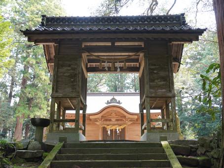 安田八幡宮修繕工事