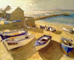 Max Hale Sennen boats.jpg