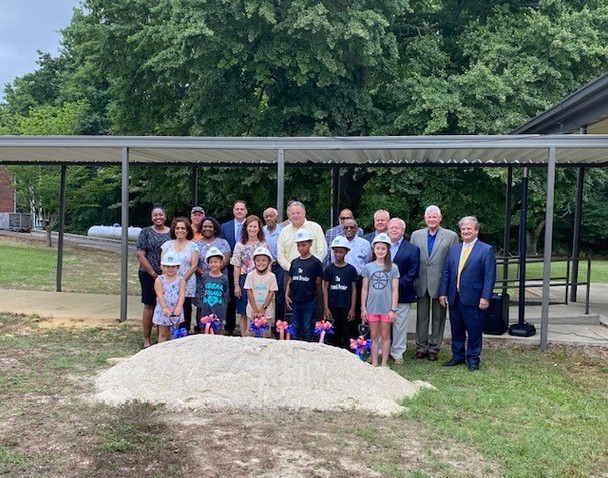 Red Oak Elementary School Groundbreaking!