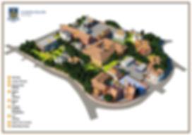 Aerial Wayfinding Map