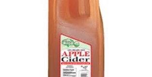 Organic Michigan Apple Cider 1/2 gallon