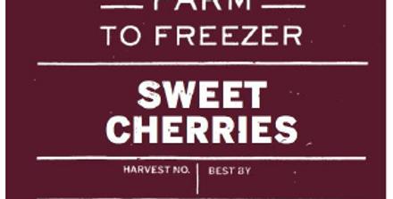Frozen Sweet Cherries