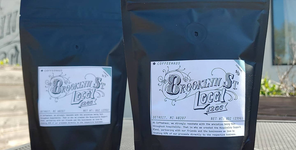 BSL House Blend Coffee (ground)