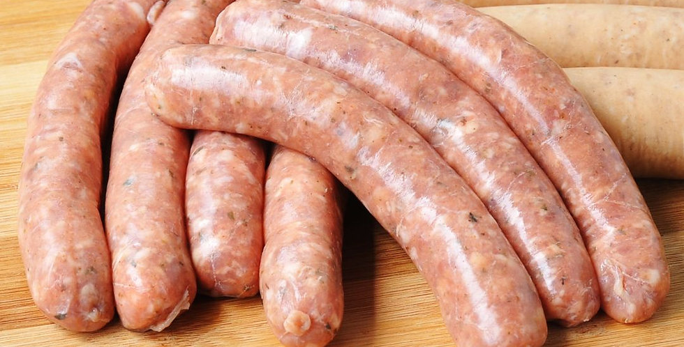 Italian Turkey Sausage Links