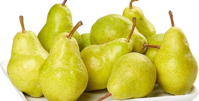 Organic Bartlett Pears 4lbs