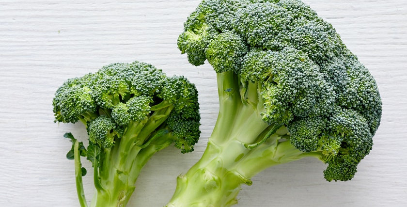 Organic Broccoli Bunch