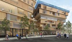 Polycentric Hybrid Housing