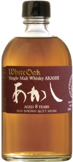 Akashi Single Malt Whisky 8 Years