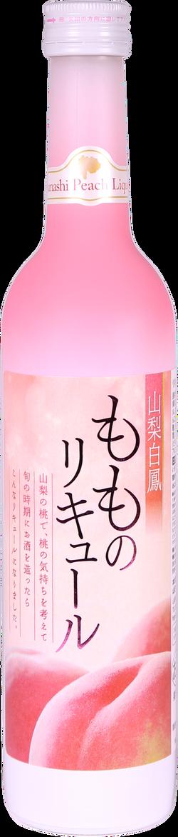 山梨白鳳桃酒
