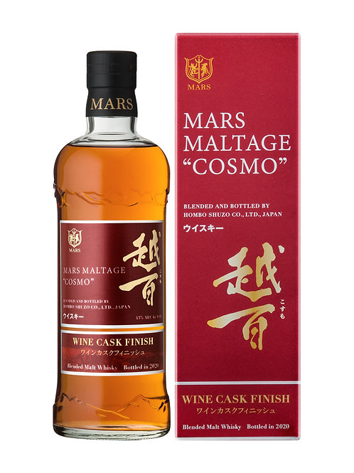"Mars Maltage ""Cosmo"" Blended Malt WhiskyWine Cask Finish"