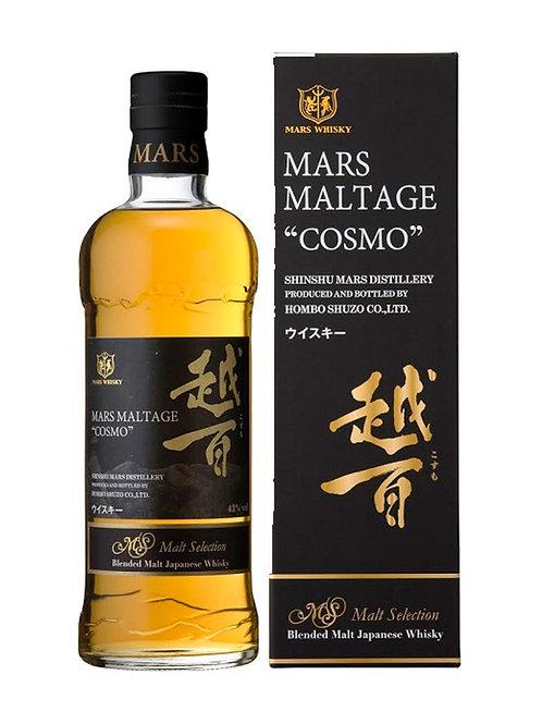 """Mars Maltage """"COSMO"""" Blended Malt Whisky"""