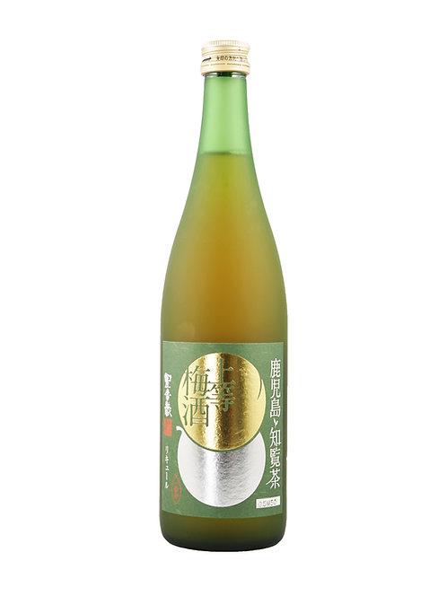 Premium Umeshu with Kagoshima Chiran Green Tea