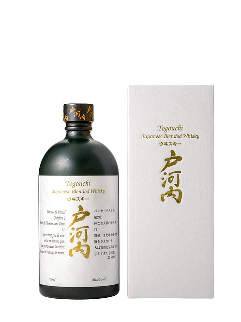 Togouchi Japanese Blended Whisky