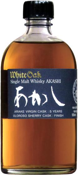 Akashi Single Malt Whisky 5 Years