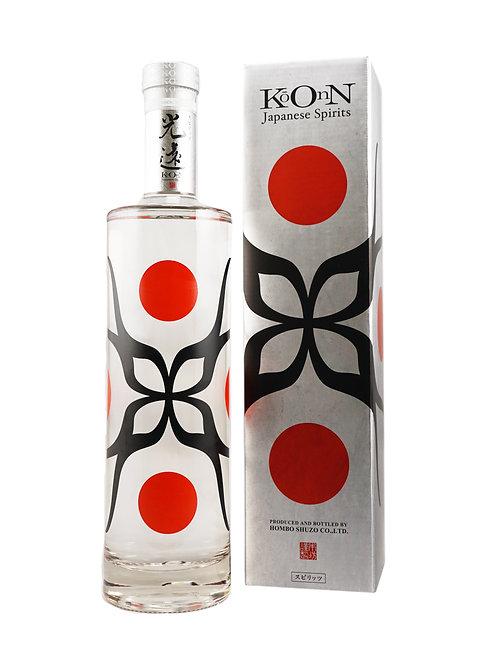 Japanese Spirits Ko-On