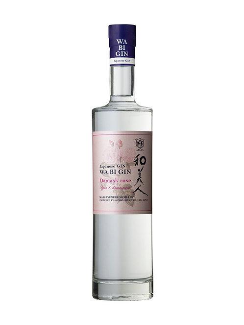 MARS Japanese GinWa Bi Gin「和美人」Damask Rose