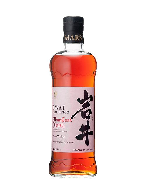 Iwai Tradition Wine Cask Finish