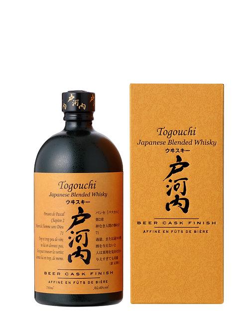 Togouchi Japanese Blended Whisky Beer Cask Finish