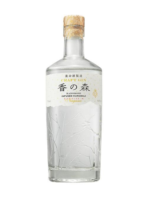 Yomeishu Craft Gin KANOMORI(香の森)