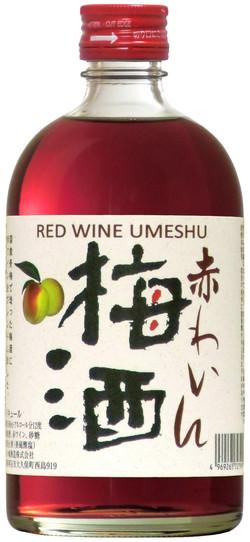 umeshu red wine拷貝