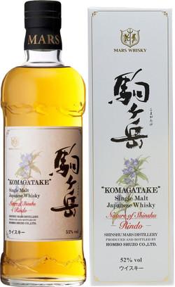 Komagatake Nature Of Shinshu Rindo