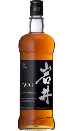 Iwai with Box 750ml 40%