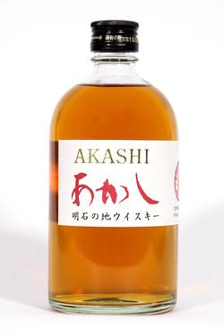 Akashi Red Blended Whisky