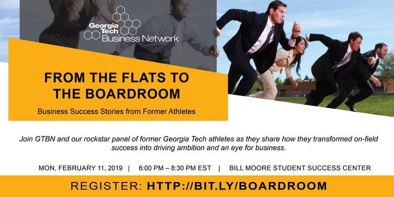 GTBN Event Panel Feb 2019