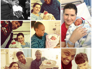 Welcome Baby Isaiah Gill!