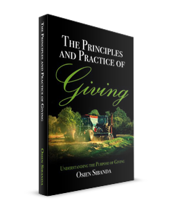 The Principles and Practice of Giving