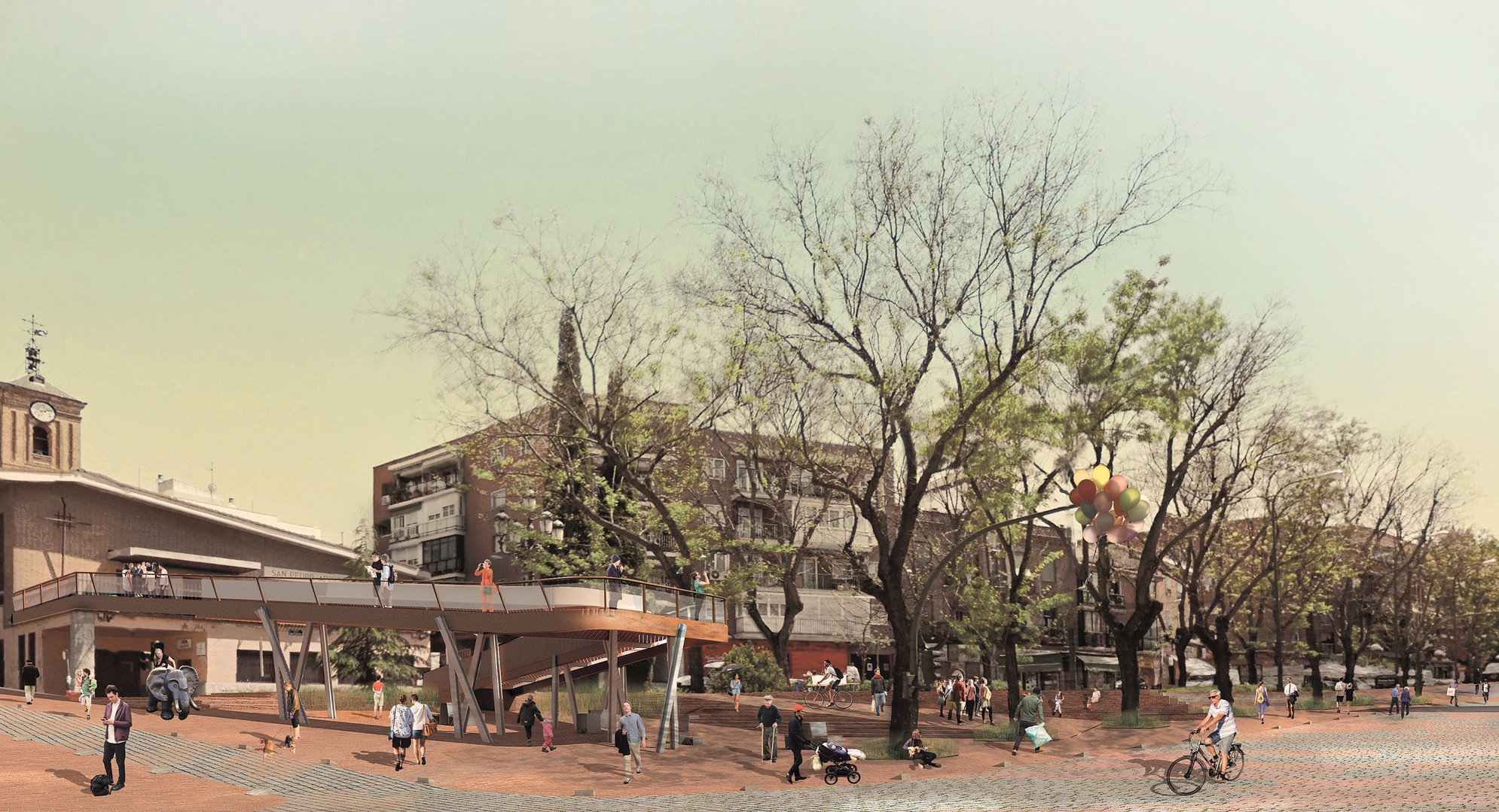 Imagen Plaza Emperatriz
