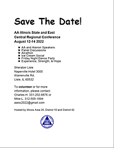 2022 AA Illinois State & E Central Regional Conf Save The Date.png