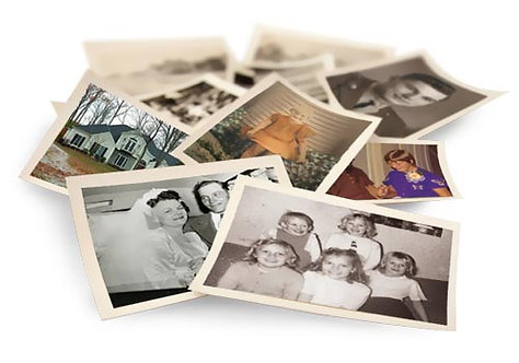 Digitizing Your Photographs and Documents