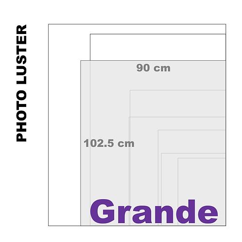 Premium Luster Grande Photo Print (260 g/m²)