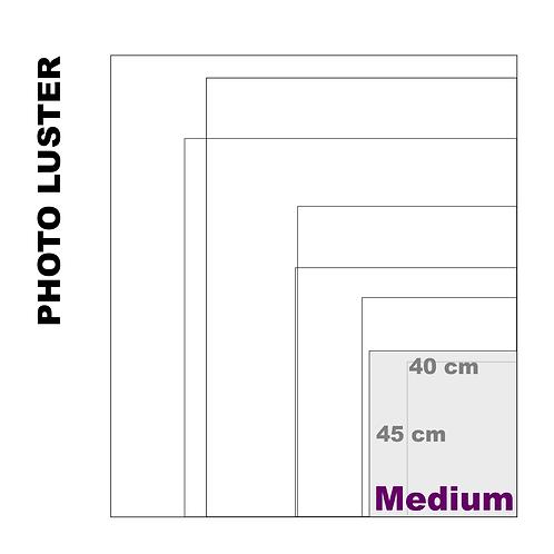 Premium Luster Medium Photo Print (260 g/m²)