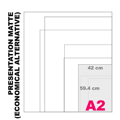 A2 Presentation Matte Paper (180 g/m²)
