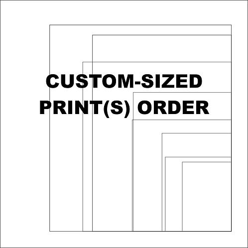 Top Grade Eco A4 Canvas Print (Matte) 370+ g/m²