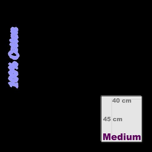 100% Cotton Fine Art Medium Canvas (Matte) 340 g/m²