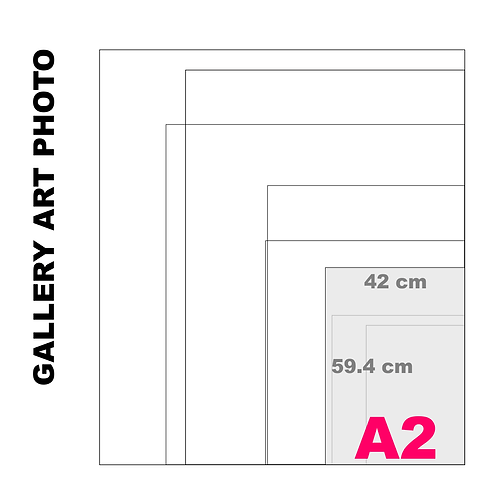 Gallery Art A2 Photo Gloss Print (310 g/m²)