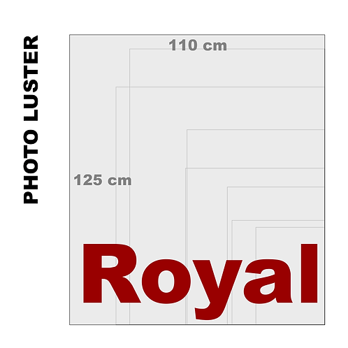 Premium Luster Royal Photo Print (260 g/m²)