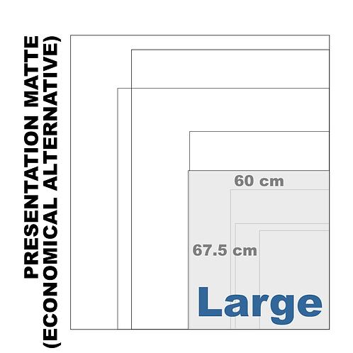 Large Presentation Matte Paper (180 g/m²)
