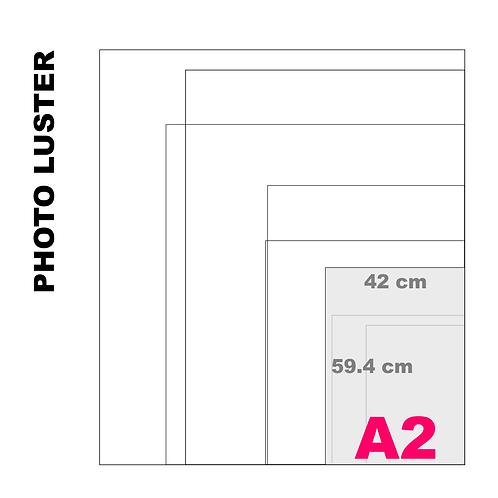 Premium Luster A2 Photo Print (260 g/m²)
