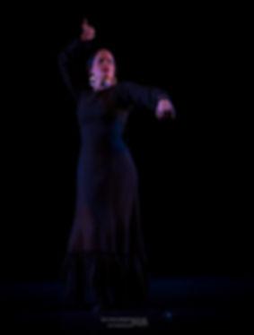 Laura Gonzalez, espectáculo  La decisión
