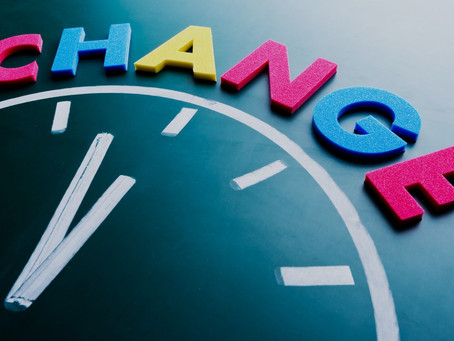 Why Change Underachieves... (..and what you can do about it!)