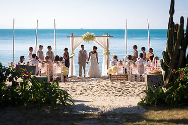 Wedding Day in Samui, Thailand