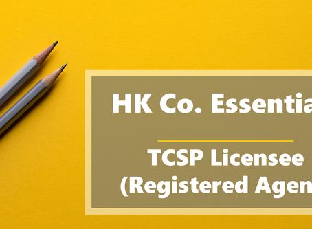 HK Co. Essentials - TCSP Licensee (Registered Agent)