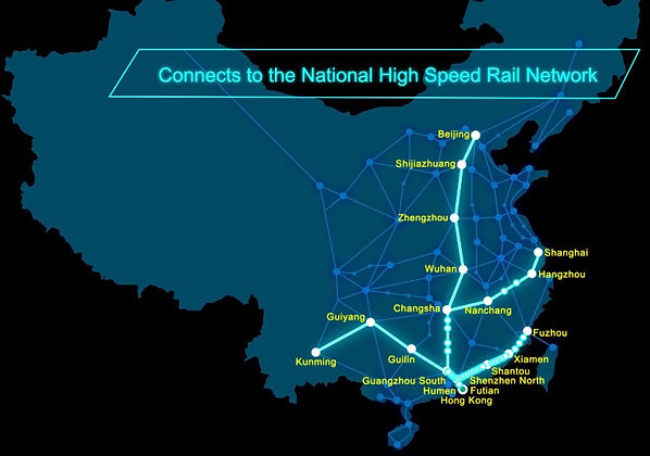 China National High Speed Railway Networ